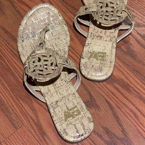 American Eagle • Tan Sandals